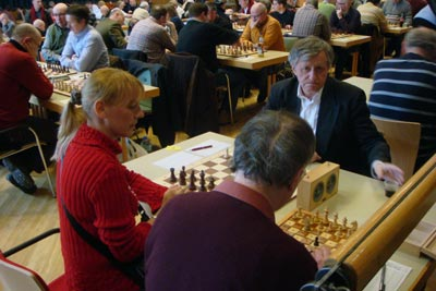 GM Oleg Romanishin - Peter Elling